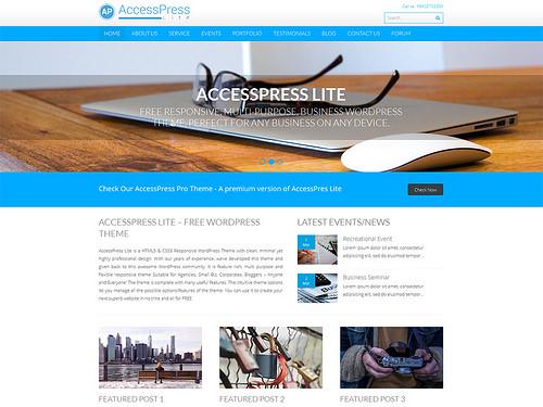 AccessPress Lite