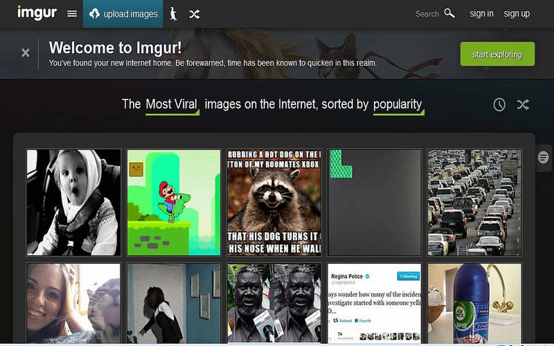 Advanced Image Search With Imgur