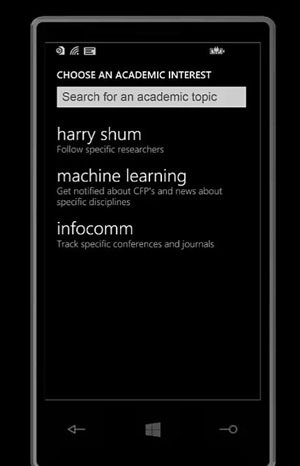 Bing Making Cortana the Researcher's Dream Assistant