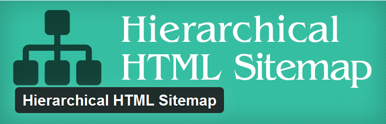 Hierarchical HTML Sitemap
