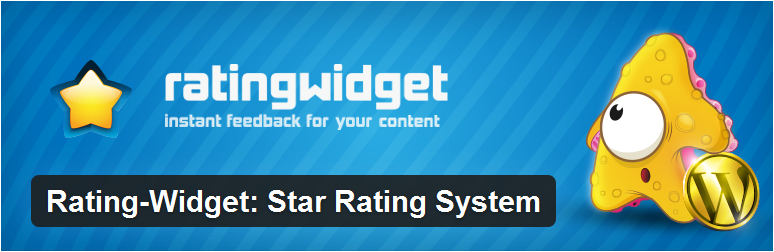 Rating-Widget Star Rating System